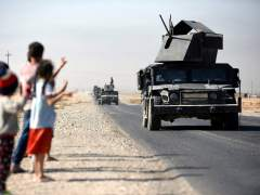 Las fuerzas iraquíes arrebatan a los kurdos el control de varias zonas de Kirkuk