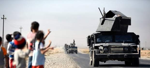 Fuerzas iraquíes controlan la sede de la provincia de Kirkuk tras choques