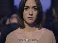 """Una asociación de actores anuncia medidas legales por el """"asedio"""" a la actriz de 'Help Catalonia'"""