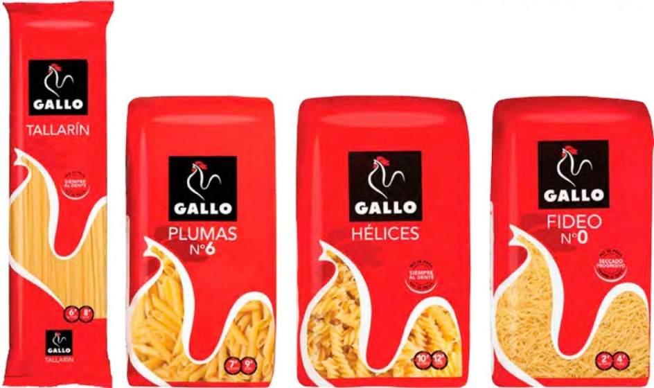 Pastas Gallo y La Bruixa d'Or también se van de Cataluña