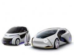 Toyota quiere que los vehículos del futuro nos lleven, nos entiendan y nos cuiden