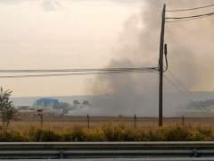 Muere un piloto militar al estrellarse un avión F-18 en la base de Torrejón