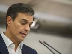Sánchez se desmarca del PSC y evita criticar el envío a prisión de Sánchez y Cuixart