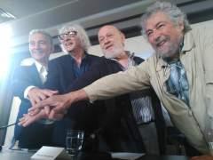 """Les Luthiers lamentan los separatismos porque """"encubren xenofobia"""""""