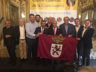 León: la delegación leonesa que ha acudido al fallo