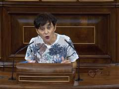 Rocío de Frutos, diputada del PSOE, en el Congreso.