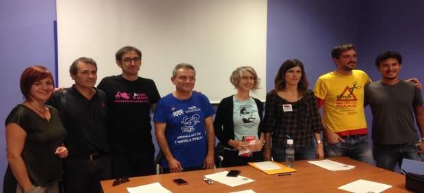 Diversos colectivos piden la 'desmilitarización' de Expojove