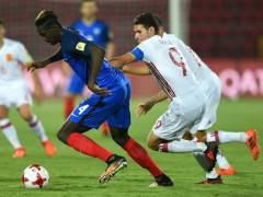 Un gol en el minuto 90 da a España el billete para cuartos en el Mundial sub-17