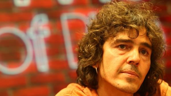 """Rubén Pozo: """"Hago canciones para curarme"""""""