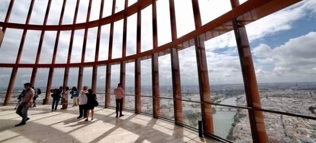 Vistas desde Torre Sevilla.