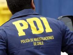 Policía chilena