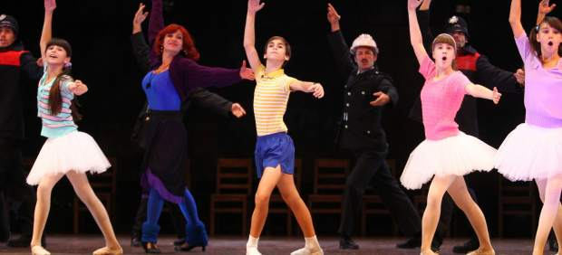 'Billy Elliot'