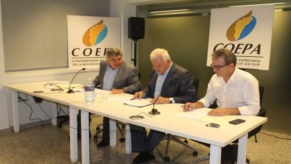 Asamblea General de COEPA Alicante - 17 de octubre de 2017