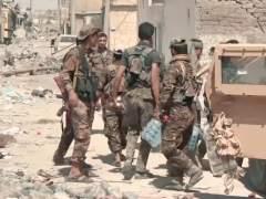 Trump se atribuye el mérito de la derrota de Estado Islámico en Al Raqa