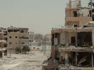 Batalla de Al Raqa, Siria
