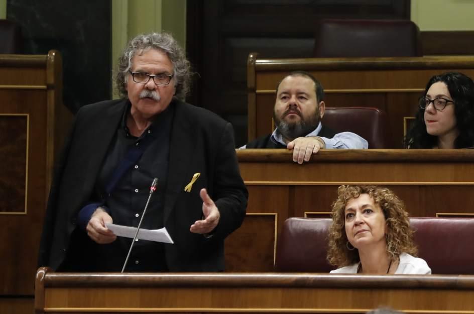 PDeCAT y ERC reconocen la falta de apoyo por la independencia