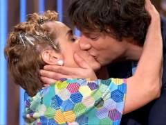 'MasterChef Celebrity' se llena de besos entre concursantes y jurado