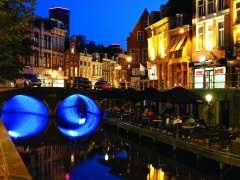Leeuwarden, la Capital Europea de la Cultura 2018