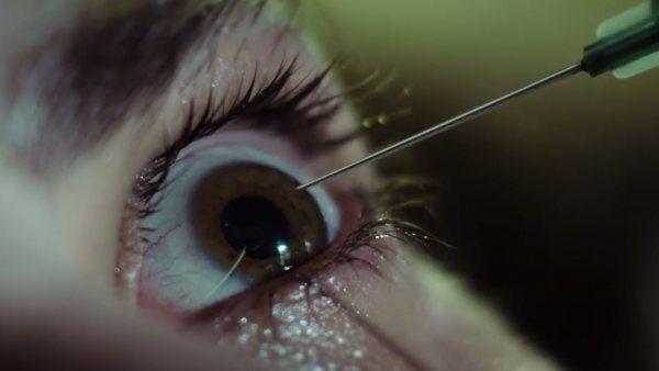 'The Crucifixion', un 'thriller' que te pegará a la butaca