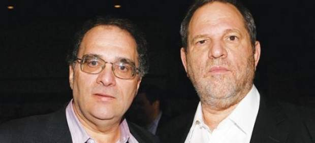 Bob y Harvey Weinstein