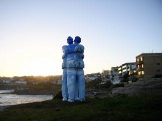 Abrazo costero