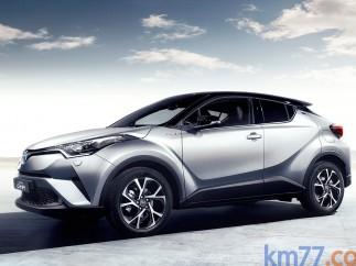 Toyota C-HR Hybrid Active