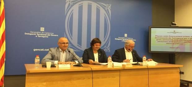D.Bassa, F.Tarragona y Ò.Peris
