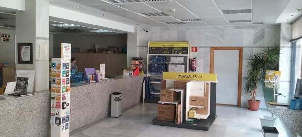 Oficina de Correos en Alcañiz