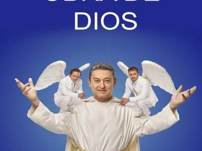 Salamanca: Cartel de 'Obra de Dios'
