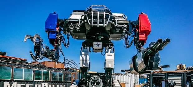 """Combate """"a muerte"""" entre robots gigantes, la apuesta """"deportiva"""" del futuro"""