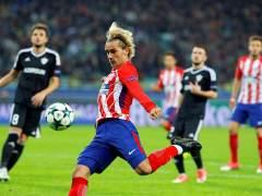 El Atlético solo empata ante el Qarabag y se le pone muy difícil la clasificación