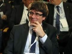 Puigdemont levantará la suspensión a la DUI si el Gobierno aplica el 155