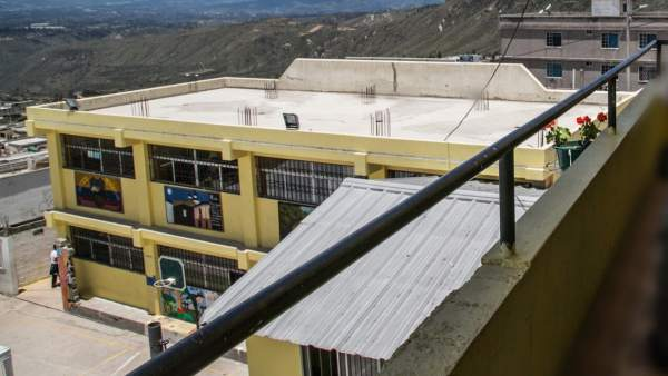 Abusos secuales en una escuela de Ecuador