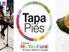 Tapapiés 2017: 122 platos procedentes de El Sáhara, Palestina, El Caribe o Taiwán