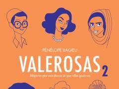 """Bagieu retrata en un cómic a 15 """"valerosas"""" mujeres, de Guggenheim a Lamarr"""