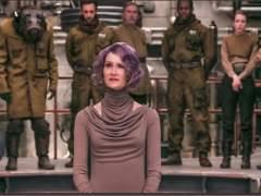 Laura Dern comparte una nueva foto de su personaje en 'The Last Jedi'