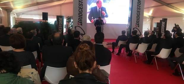 Burgos.- Herrera, durante su intervención
