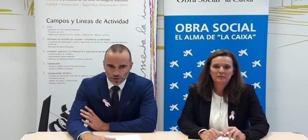 La obra social la caixa aporta una ayuda de euros a for Pisos de obra social la caixa