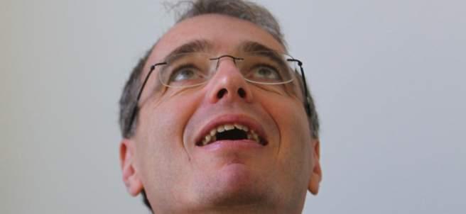 El escritor David Safier