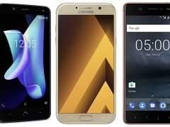 Móviles por menos de 200 euros con la última versión de Android