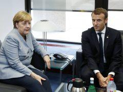 """Merkel y Macron abren la puerta a los acuerdos migratorios entre los países de la UE que """"decidan avanzar juntos"""""""