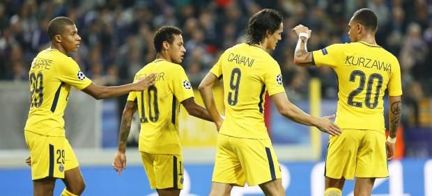 El PSG mete miedo en la Champions: es el equipo más goleador y el menos goleado