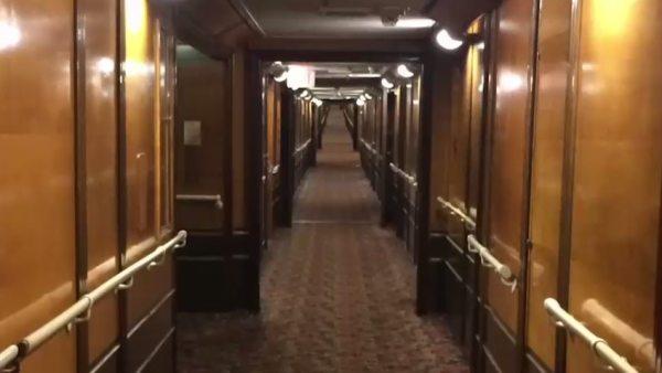 Adéntrate en el laberinto de terror del Queen Mary