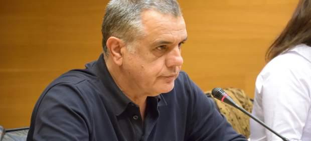 Herrero en la Comisión de Feria Valencia