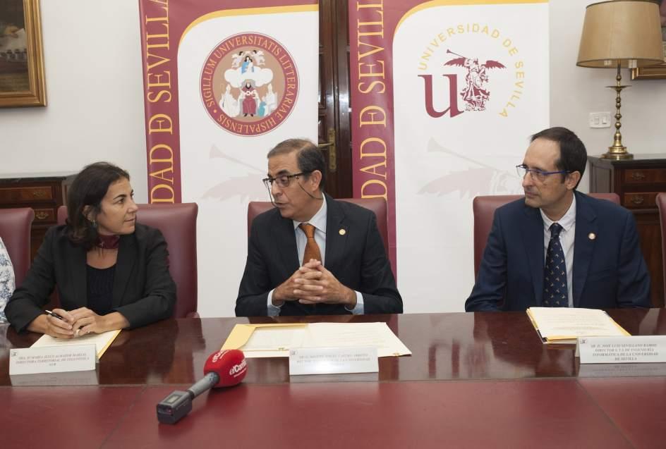 Guia Telefonica Malaga Of La Us Renueva Su Compromiso Con La C Tedra Telef Nica