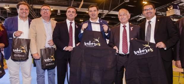 La marca 'Sabores Almería' acapara la atención del sector en Fruit Attraction.