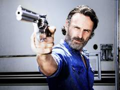La gran guerra entre humanos llega a 'The Walking Dead'