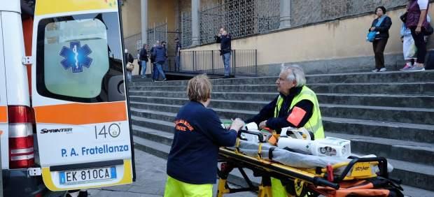 Español muerto Florencia