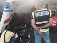Cae una red que traficó con subsaharianos en pateras con destino las Islas Canarias