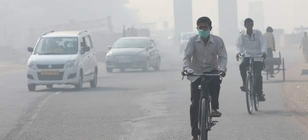 Más de 6 millones de muertes en 2015 estuvieron relacionadas con la contaminación del aire